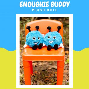 Enoughie Buddy Plush Doll