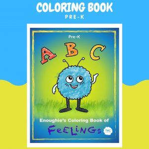 Coloring Book of Feelings